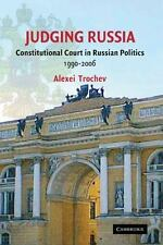 Judging Russia: The Role of the Constitutional Court in Russian Politi-ExLibrary