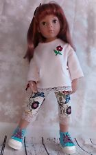 "HANDMADE by Rachel 18"" doll clothing fits Gotz and kids n cats"