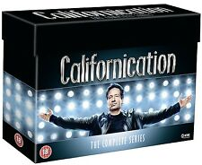 CALIFORNICATION COMPLETE SERIES SEASON 1 2 3 4 5 6 7 Set 17 DISC R4 1-7 Express
