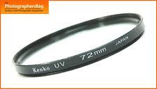 Kenko UV Filtro Ultra Violeta De 72mm + Free UK Post