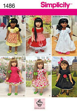 SEWING PATTERN! MAKE VINTAGE STYLE DOLL CLOTHES! FITS AMERICAN GIRL MOLLY~KIT1