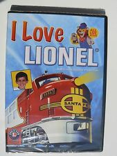 I Love Lionel DVD by TM Books & Videos. O Gauge Model Train Video. Free Shipping