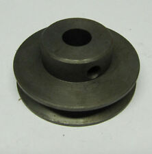 "NEW ML7 MOTOR DRIVE PULLEY 2 1/2"" DIAMETER, 5/8"" BORE Direct From Myford Ltd"