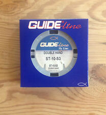 Guideline Shooting Tapers double hand fast sink 3, 43ft, dark blue ST-10- S3