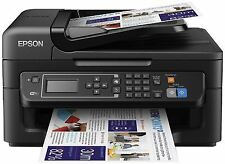Epson WorkForce WF-2630 Four-in-One for the Small Printer WIFI with ink