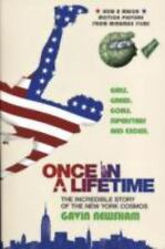Once in a Lifetime: Incredible Story of the New York Cosmos-ExLibrary