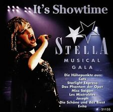 Stella Musical Gala It´s Showtime / CATS STARLIGHT EXPRESS MISS SAIGON  Neu