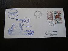 TAAF - enveloppe 10/1/1986 (cy66)