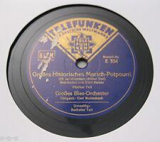 Nice Price: Woitschach - Historisches Marschpotpourri 19. Jahrhundert 1&2 (032)