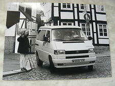 V0018) VW T4 California Coach - Presse Foto Werkfoto press photo 06.1995