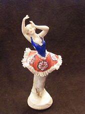 Danseuse en Porcelaine Capodimonte N Couronné