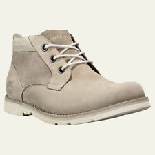"TIMBERLAND MEN'S * BARTRAM CHUKKA "" BOOTS COLOR ~ TAUPE SIZE 11 M STYLE #A15E5"