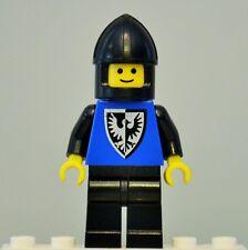 New Genuine LEGO Black Falcon Knight Minifig Castle
