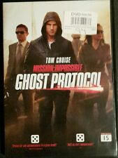 Mission: Impossible GHOST PROTOCOL DVD 2011/ NORDIC COVER