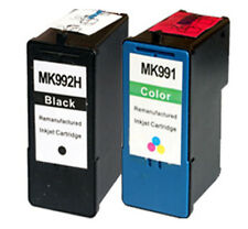 Non-OEM For Dell V305 All In One Ink Cartridges Blk+Col