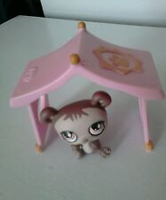 Littlests Pets Bear and Tent