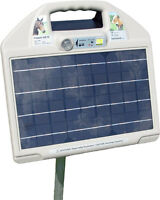 Solar Electric Fencing  Energiser -AS35- Complete and ready to work
