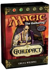 Gruul Wilding Guildpact Theme Deck - ENGLISH Sealed New - MTG MAGIC ABUGames