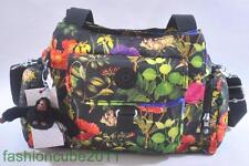 New KIPLING FELIX (FAIRFAX) Large SHOULDER AND CROSSBODY BAG HB3583 - Frondblack