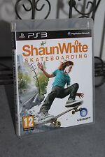 Jeu Playstation 3 - PS3 - SHAUNWHITE Skateboarding - Complet Boite + Notice