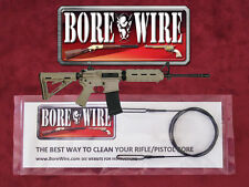 AK 7.62 - AR .223 - 5.56 Bore Wire HD Rifle Bore Cleaning Tool - NO BORE DAMAGE