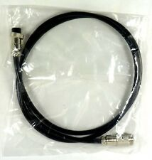 AC702 COBRA 4-ft 5-pin CB Radio Extension Cable for CBR75WXST/75 WXST/Cobra HH70