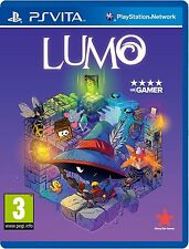 Lumo (PSVITA) BRAND NEW SEALED PUZZLE/ TEAM GAME SONY