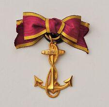 Médaille d'une société d'anciens Marins ou anciens Coloniaux
