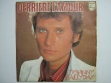 JOHNNY HALLYDAY 45 TOURS FRANCE DERRIERE L'AMOUR (2)