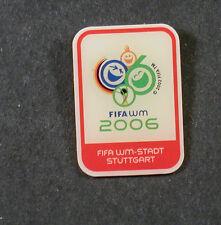 PIN WM 2006 FUJI FILM SPONSOR WM STADT STUTTGART (AN1600)