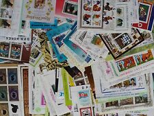 Briefmarken Block Kleinbogen Lot Sammlung Welt Asien Korea Stamps Sheets World