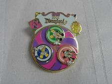 Disney Teacups, Disney Auctions Limited Edition of 1000 Teacups Spinning Pin
