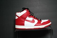 Nike Dunk High 09' Sneaker Athletic Multi Red Black Size 12 B-ball Hip Jordan