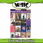"New ""Chart Hits of 2010-2011"" PVG Music Book - Piano Vocal Guitar"