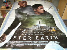 AFFICHE   S-FICTION / WILL SMITH / AFTER EARTH