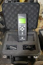 XRF ICS 4000 Handheld Isotope Spectrometer / Radionuclide Identifier