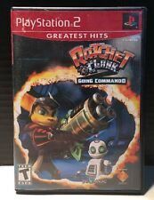Ratchet and Clank- Going Commando (Greatest Hits) (Sony PlayStation 2, 2004)