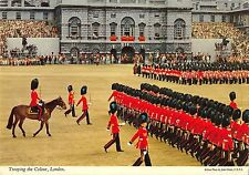 BR90625 trooping the colour london military militaria  uk