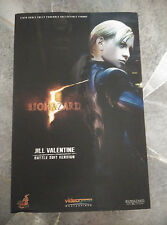 HOTTOYS HOT TOYS BIOHAZARD RESIDENT EVIL JILL Valentine Battle BIB MINT CHEAPEST