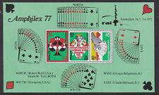 v1986 Niederländisch Antillen/ Amphilex 77  MiNr Block 4 auf FDC