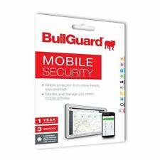 Bullguard Mobile Security Antivirus For Android Devices 3 Users 12 Month
