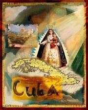SIMBOLOS NACIONAL DE CUBA. La Caridad Del Cobre