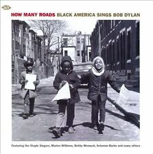 How Many Roads: Black America Sings Bob Dylan by Various Artists (CD,...
