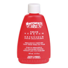 Moneysworth & Best Shoe Stretch Boot Gloves Liquid Stretcher 3.5 Oz.