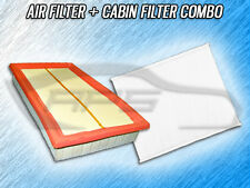 AIR FILTER CABIN FILTER COMBO FOR 2010 2011 2012 2013 2014 2015 FORD TAURUS