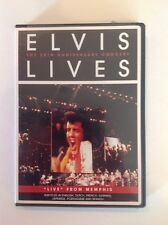 Elvis Lives: The 25th Anniversary Concert (DVD, 2007, Keep Case)Authentic US