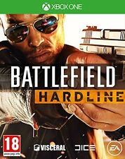Battlefield Hardline (XBOX ONE) BRAND NEW SEALED XBOX