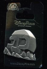 Peter Pan Skull Rock Disney Pin