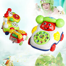 2016 Baby Toys Educational Developmental Kids Toy Gift Music Cartoon Phone New