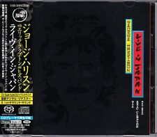 George Harrison Live In Japan w/Eric Clapton 2004 Japan 2 SACD TOGP-15007/8 HTF